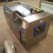 自動切肉丁機器凍肉切丁機價格圖片