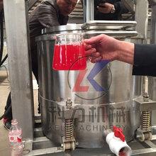 实体厂家双桶复式液压压榨机米酒酒糟压榨机专业/图片