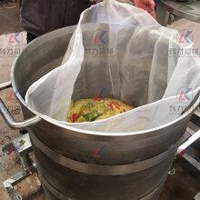 轮换式压榨机酱腌菜压榨机,竹笋液压压榨机,萝卜压榨机厂家304不锈钢不同产量定制图片