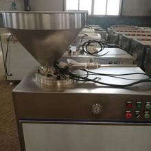 科力专供鲜肉灌肠浆机双管液压灌肠机哪家质量好?图片
