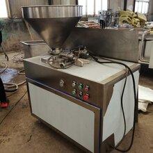 加工灌肠生产线-亲亲肠液压灌肠机、定量灌肠扭结机不锈钢灌肠机图片