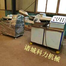 白菜绞碎机微冻鸡背斩拌机实体厂家图片