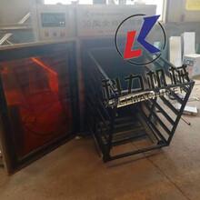 豆干烟熏炉全自动腊肉烟熏炉上色均匀效率高简单操作厂家直销图片