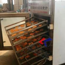 不锈钢烟熏炉自动化烟熏炉厂家批发价格最低图片