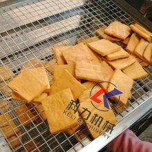 烟熏炉生产厂家豆干烘烤烟熏炉价格怎样图片