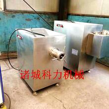 大型鸡胸肉绞肉机kl-120绞肉机多少钱图片