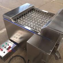 全自动带鱼切段机秋刀鱼切段机连续式切段机现货图片