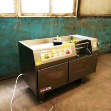 小型凍肉切丁機果蔬切丁切絲機實體廠家圖片
