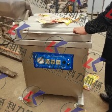 厂家直销双泵真空包装机茶叶真空包装机售后完善图片