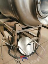 立式多功能真空滾揉機豬肉羊肉腌制設備廠家直銷圖片