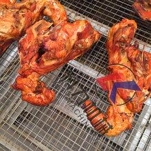 熱銷豬頭肉蒸煮鍋煙熏上色一體機價格怎樣哪里好圖片