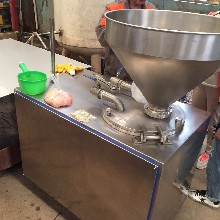 腊肠香肠灌肠机,腊肠香肠灌肠机价格,腊肠香肠灌肠机厂家图片
