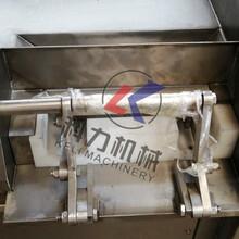 牛肉粒切丁机微冻猪肉切丁机鲜肉切丁机现货现发图片
