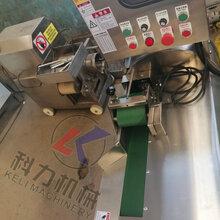 辣椒切段机,食品级切菜机,双头切菜机图片