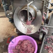 鱼肉采肉机小型鱼肉采肉机鱼肉骨肉分离机鱼泥机不锈钢制作鱼肉鱼刺分离机图片