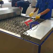 青岛刀鱼切段机,带鱼高效切断机,厂家全自动鱼类切段设备图片