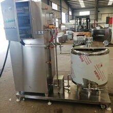 厂家直销加工150l鲜奶杀菌罐,羊奶加工流水线,批发加工鲜奶杀菌设备图片