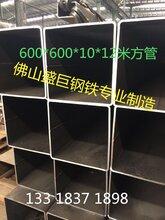 广东方管厂方管现货批发定做图片