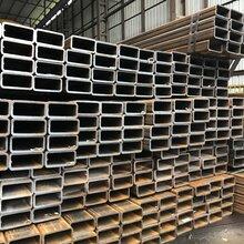 广东佛山乐从钢铁世界大口径方管生产定制图片