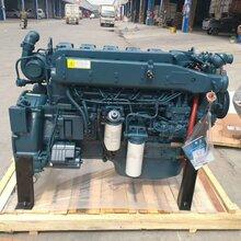 潍柴WP10.336N蓝擎柴油机低速1900转247kw重卡专业柴油机图片