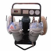 华航厂家供应润滑油滤油机LYC-B100滤油机