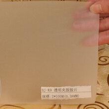 EVA胶片,彩色胶片,夹丝的应用范畴