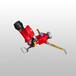 PSY50ZB移动式水力自摆消防炮厂家直销