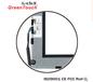 17寸5线电阻屏USB接口电阻屏可定制电阻屏单点触摸电阻屏