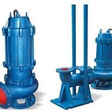 QW无堵塞排污泵-上海威泉泵业制造有限公司