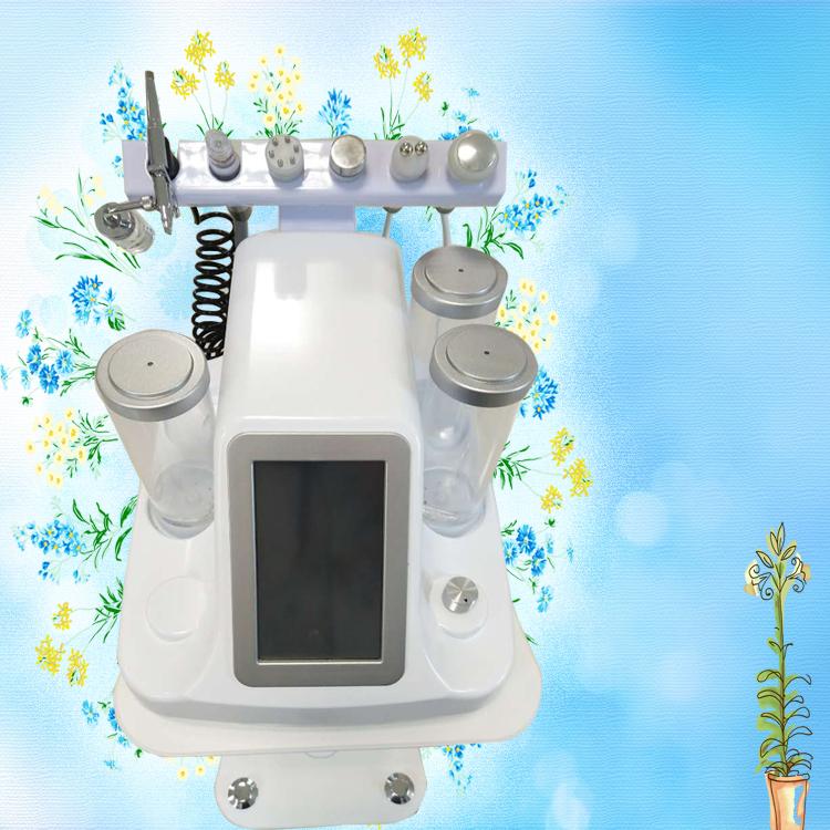 小气泡美容仪器离子导入仪清洁美白嫩肤多功能仪超声波美容仪