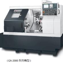 台湾数控机床卧式车铣复合机GA-2000