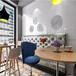 300x600内墙砖釉面砖北欧砖面包砖斜边砖