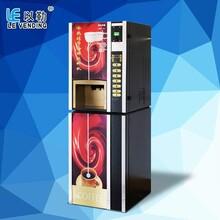 以勒投币式速溶咖啡机十年品牌铸就高品质机器