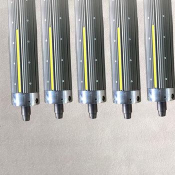 板條式氣脹軸安徽阜陽供應6英寸充氣軸瓦片式氣漲軸膨脹軸