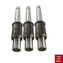 铝导辊厂家定制板条式气涨轴充气轴模切机配件胀气轴图片