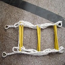 供应电力绝缘软梯钢丝绳尼龙包芯软梯钢丝绳软梯冀航电力
