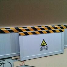 定制挡鼠板电力电信机房铝合金挡鼠板优质优价隔离板冀航电力