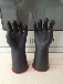 天津橡胶手套电工专用高压绝缘手套绝缘五指手套冀航电力