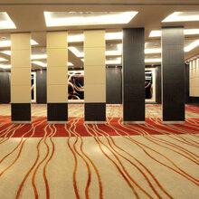 大名匠65型酒店隔斷定制辦公室移動隔斷墻總代直銷圖片
