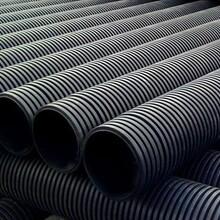 厂家直销中空壁缠绕管大口径排污管HDPE中空管