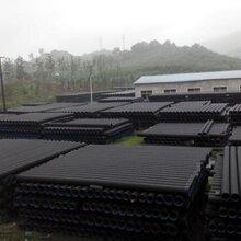 厂家直销郴州HDPE双壁波纹管污水管