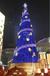 灯光圣诞树圣诞节的首选礼物