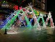 大型梦幻灯光展出售新春灯光展出售制作图片