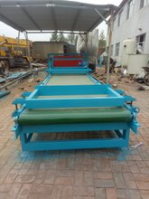 美工机械河北a1级砂浆水泥岩棉复合板设备砂浆岩棉复合板设备