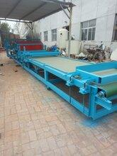 美工机械a级砂浆岩棉复合板机器岩棉复合板设备价格
