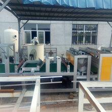 耐火岩棉双面复合砂浆设备岩棉复合板设备大城美工机械
