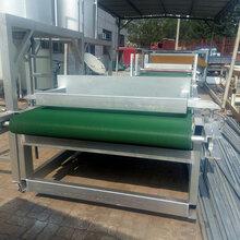 改性水泥水泥砂浆岩棉复合板成型设备岩棉复合板设备大城美工机械