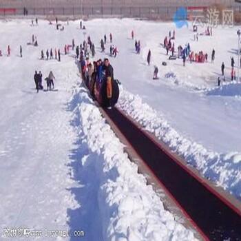 滑雪场魔毯新报价,乘坐方便快捷的雪地魔毯
