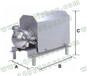 乌海莫瓦克CC20罐车偏心泵零售SLC2