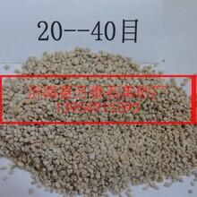 博興縣凈水處理石英砂濾料圖片